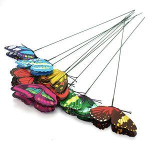 objet decoratif mural papillon achat vente pas cher. Black Bedroom Furniture Sets. Home Design Ideas