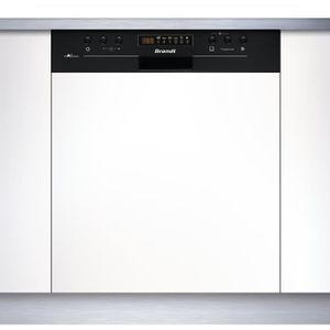 LAVE-VAISSELLE BRANDT VH15B - Lave vaisselle encastrable - 13 cou