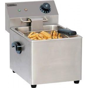 FRITEUSE ELECTRIQUE Friteuse électrique 8 litres Casselin