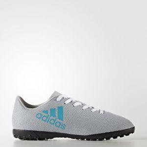 cca10885bde309 CHAUSSURES DE FOOTBALL ADIDAS Chaussures de Football X 17.4 TF Junior ...