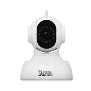 CAMÉRA IP TecTecTec SPRO360 - Caméra Surveillance WiFi HD SP