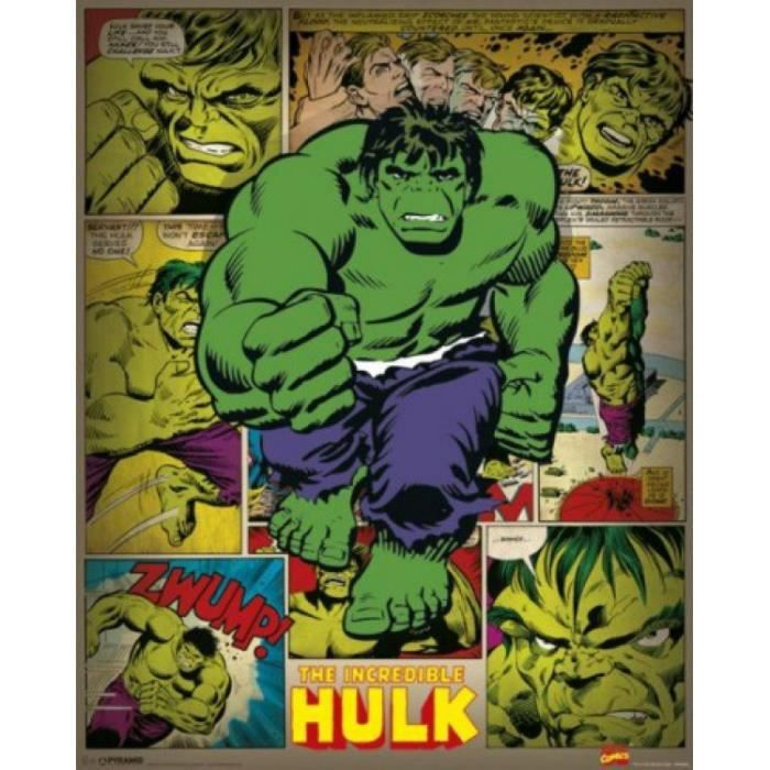perfect affiche poster hulk mini poster lincroyable with coussin chez l incroyable. Black Bedroom Furniture Sets. Home Design Ideas