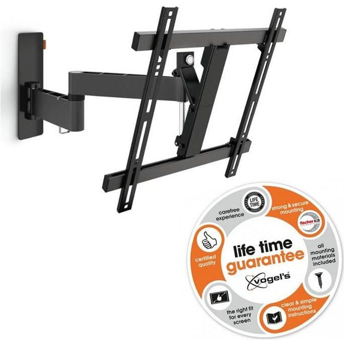 VOGEL'S WALL 2245 Support TV mural orientable inclinable 32\