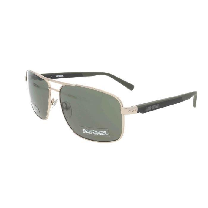 83869f1b97b14 harley davidson hdx 868 gld 2 lunettes de soleil   Étui + chiffon