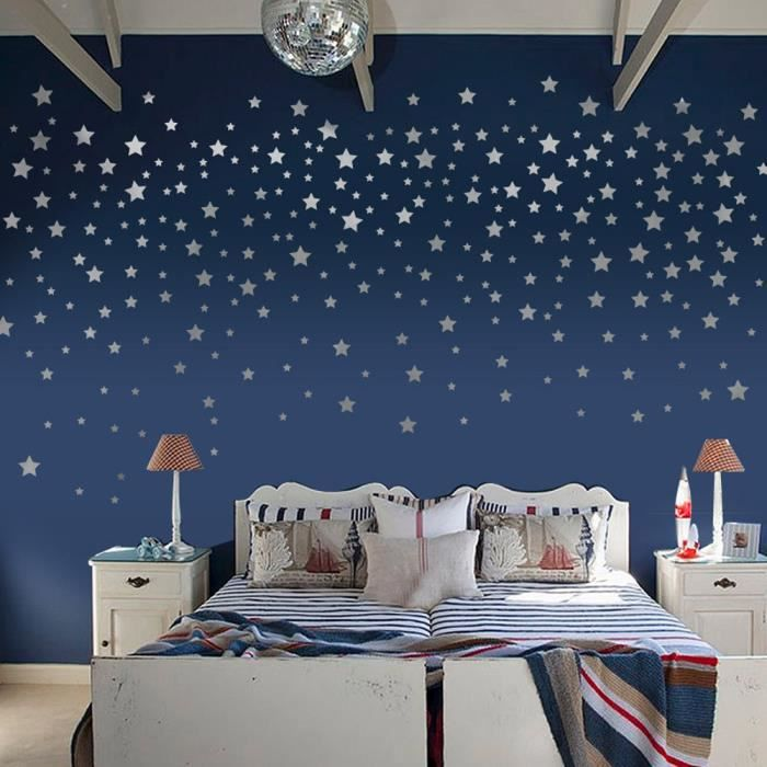mode toiles stickers muraux enfants chambre b b. Black Bedroom Furniture Sets. Home Design Ideas