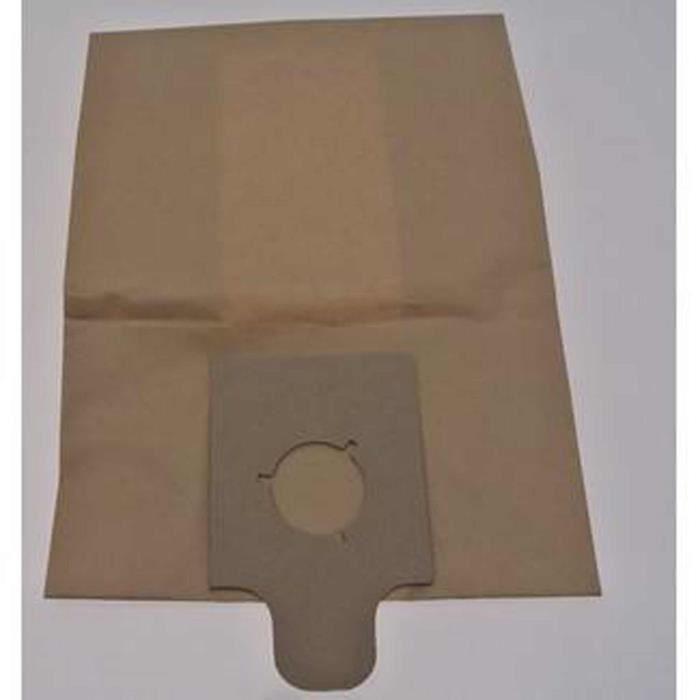 Boîte de 5 sacs papier pour Aspirateur CARREFOUR, EXPERT LINE ...