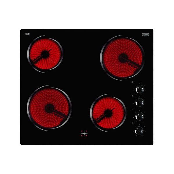 PLAQUE VITROCÉRAMIQUE  TABLE DE CUISSON - VITROCERAMIQUE - Listo TVR L42