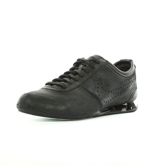 bdf848f9bb774 Nike - Shox rivalry 2 Noir Noir - Achat   Vente basket - Cdiscount