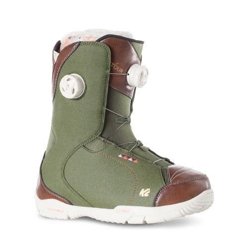 Contour Boots 1142058.1.2 olive