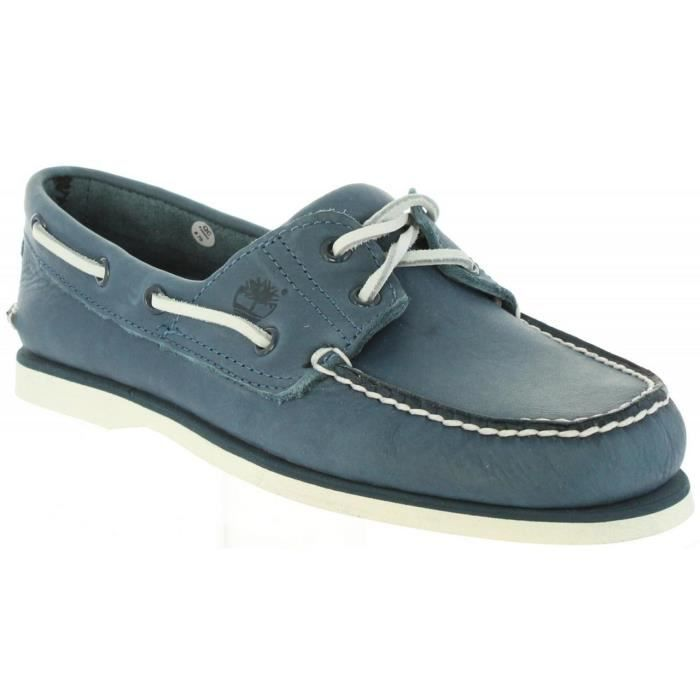 Pour Homme Bateau A1otm Nav Classic Timberland Midnight Chaussures TxwffCq