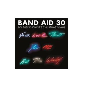 CD COMPILATION CD Band Aid 30 Do they know it's christmas ? 2014