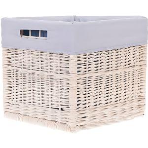 casier rangement tissu blanc achat vente casier rangement tissu blanc pas cher soldes d s. Black Bedroom Furniture Sets. Home Design Ideas