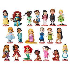 FIGURINE - PERSONNAGE Disney Méga coffret de figurines Disney Animators