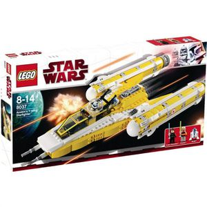 ASSEMBLAGE CONSTRUCTION Lego Y-Wing Anakin