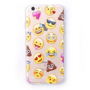 coque iphone 6 emodji