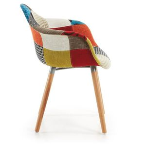 FAUTEUIL Fauteuil Kevya patchwork