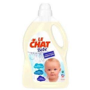 LESSIVE LE CHAT Lessive Bébé - 3L