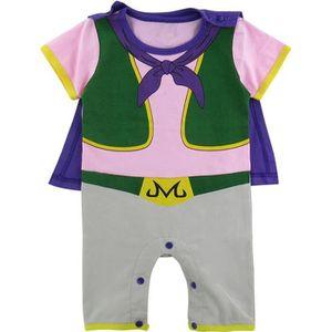 Ensemble de vêtements Vêtements de bébé Garçon Dragon Ball Super Grenoui