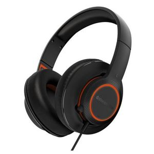 CASQUE AVEC MICROPHONE Steelseries Casque Gaming Siberia 150 - Compatible