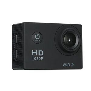 CAMÉRA SPORT 720p wifi Caméra d'action 12m 2.0