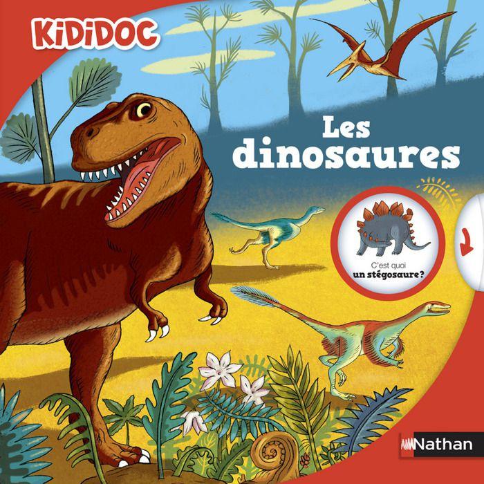 Livre 6-9 ANS Les dinosaures