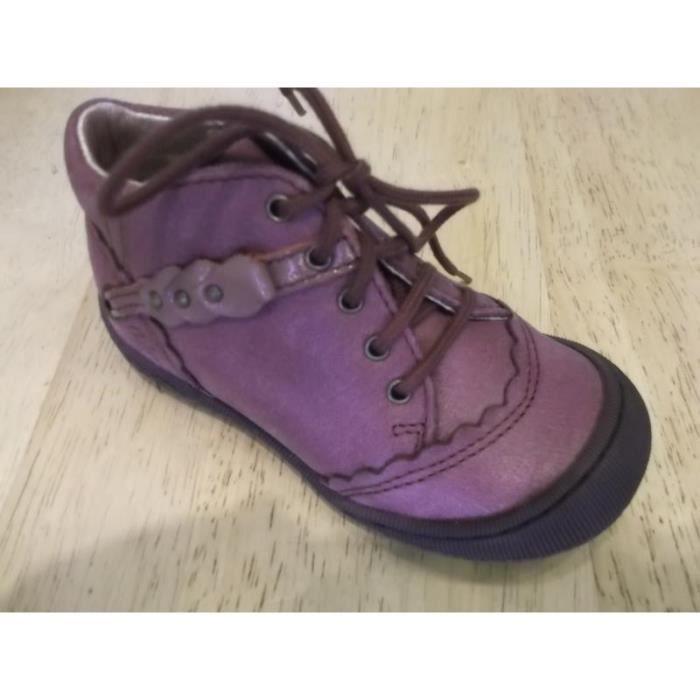 grande vente fd9a1 26b11 Chaussures enfants Botillons bébés filles Aster Pointure 22 ...