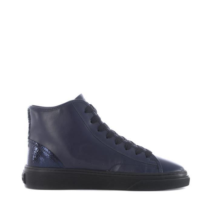 Chaussures De Sport Pour Les Hommes En Vente Dans La Prise, Bleu Électrique, Cuir Suède, 2017, 39,5 Hogan