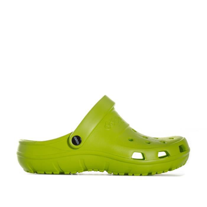 e7156af491f Sandales Crocs Presley pour garçon en vert Vert Vert - Achat   Vente ...