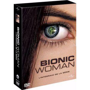 DVD SÉRIE DVD Bionic woman - l'integrale