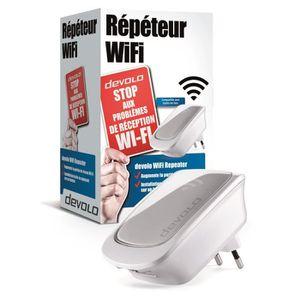 DEVOLO Répéteur Wi-Fi 300 Mbit/s, 1 port Fast Ethernet Mod?le 9422