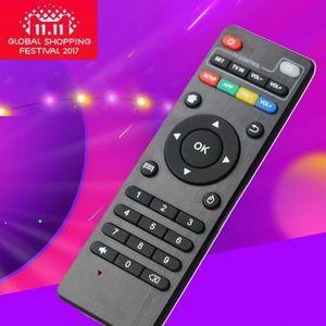 TÉLÉCOMMANDE TV Ir Télécommande Pour Mxq-V88-T95x-X96-T95n-H96 Pro