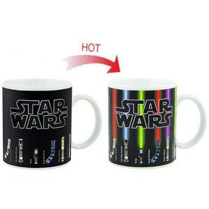 BOL - MUG - MAZAGRAN Star Wars épée laser jusqu'à changement de couleur