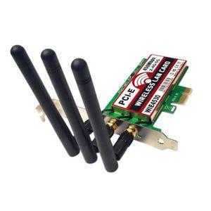 CLE WIFI - 3G HY 450 Mbps sans fil WiFi adaptateur PCI-E Network