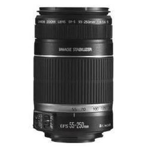 PACK ACCESSOIRES PHOTO Canon téléobjectif EF-S55-250mm F4-5.6 EST APS-C c