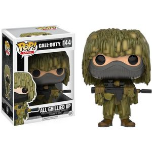 FIGURINE - PERSONNAGE Figurine Funko Pop! Call of Duty : All Ghillied Up