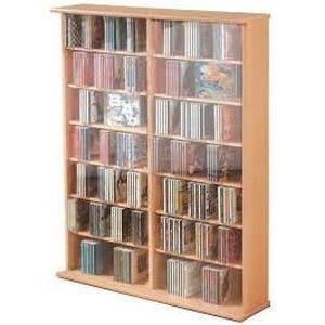 Meuble rangement dvd avec portes achat vente meuble - Meuble rangement bibliotheque ...