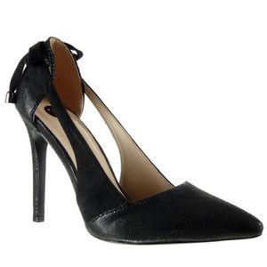 ESCARPIN Angkorly - Chaussure Mode Escarpin stiletto ouvert