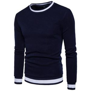 fd94b0bfefa6 PULL Pull over Homme automne et hiver col rond manches ...