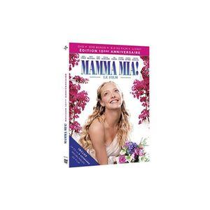 SPECTROPHOTOMETRE Mamma Mia! [Édition 10ème Anniversaire - DVD + CD-