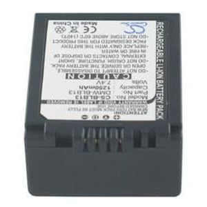 BATTERIE - CHARGEUR Batterie pour PANASONIC LUMIX DMC-G2