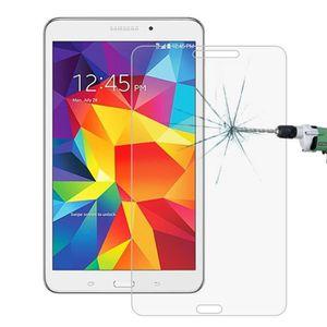 FILM PROTECTION ÉCRAN Verre trempé Tablette Samsung Galaxy Tab E 8.0 T33