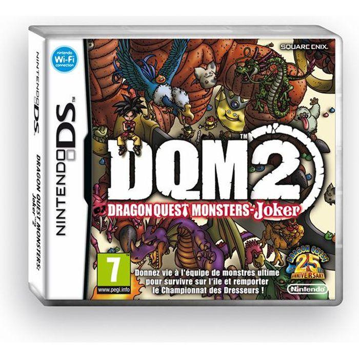 JEU DS - DSI Dragon Quest Monsters - Jeu Nintendo DS