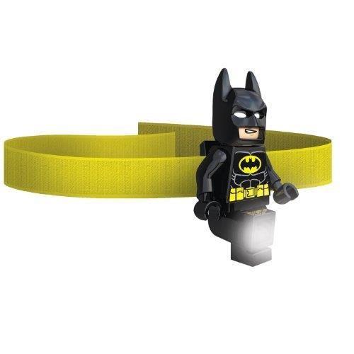 LEGO Super Héros Lampe Frontale Batman - 8,2 X 4,5 X 2,95 cm