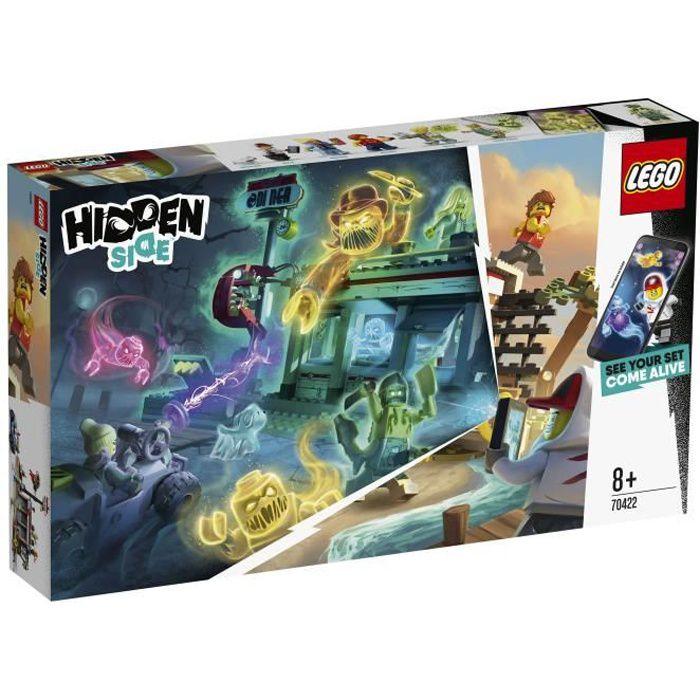 ASSEMBLAGE CONSTRUCTION LEGO® Hidden Side™ 70422 Le restaurant hanté