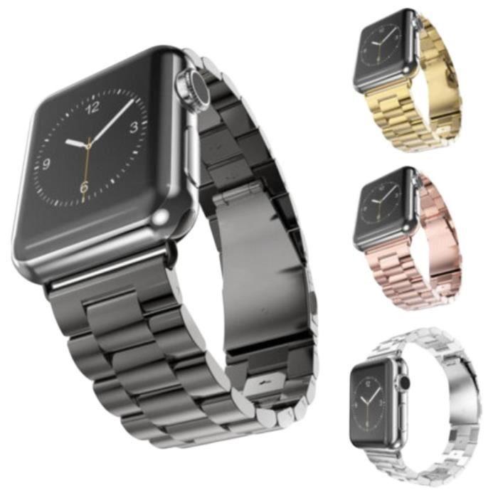 BRACELET DE MONTRE bracelet en acier inoxydable bande de montre class