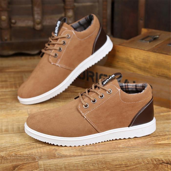 Sneaker Taille Supérieure mode nylon Qualité 44 2018 Antidérapant 39 Homme Classique en Plus Tissu Sneakers Confortable PgYxO