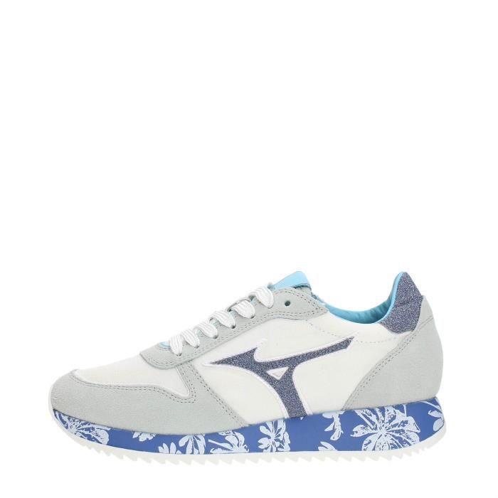 MIZUNO Sneakers Femme WHITE/BLUE, 40