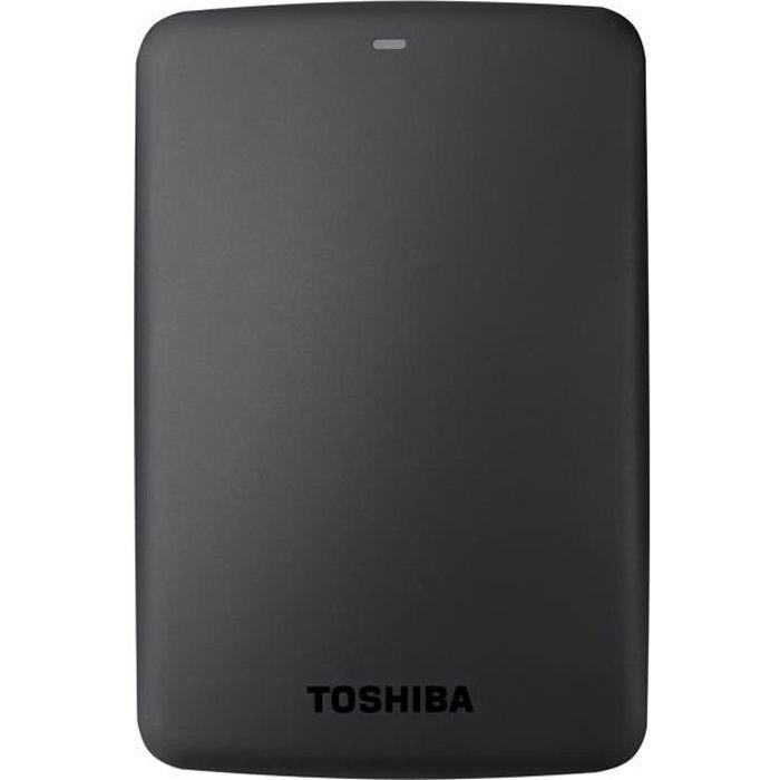 DISQUE DUR EXTERNE Toshiba Canvio Basics 1 To Disque dur externe (6,4