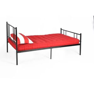 lit 1 personne avec tiroir achat vente lit 1 personne avec tiroir pas cher cdiscount. Black Bedroom Furniture Sets. Home Design Ideas