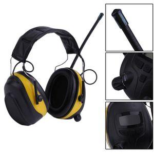 Casque anti bruit radio achat vente casque anti bruit radio pas cher soldes d s le 10 - Ecouteur anti bruit ...